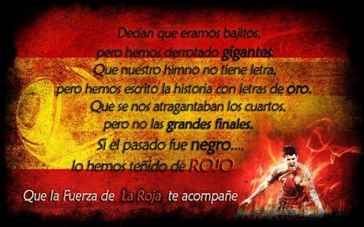 la roja, españa, podemos, españoles, futbol, la selección, blog soloyo, deporte